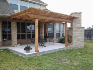 Arbor and Pergola Contractors Austin TX