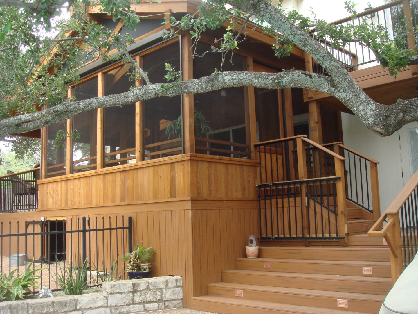 Composite Deck Builder Austin TX